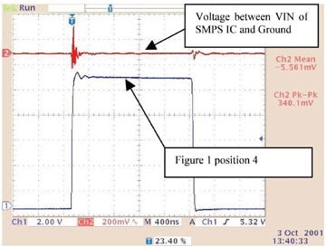 Reducing Emissions in the Buck Converter SMPS